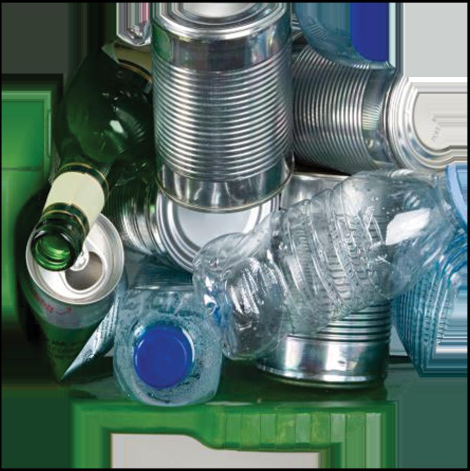 Municipal Recycling Round